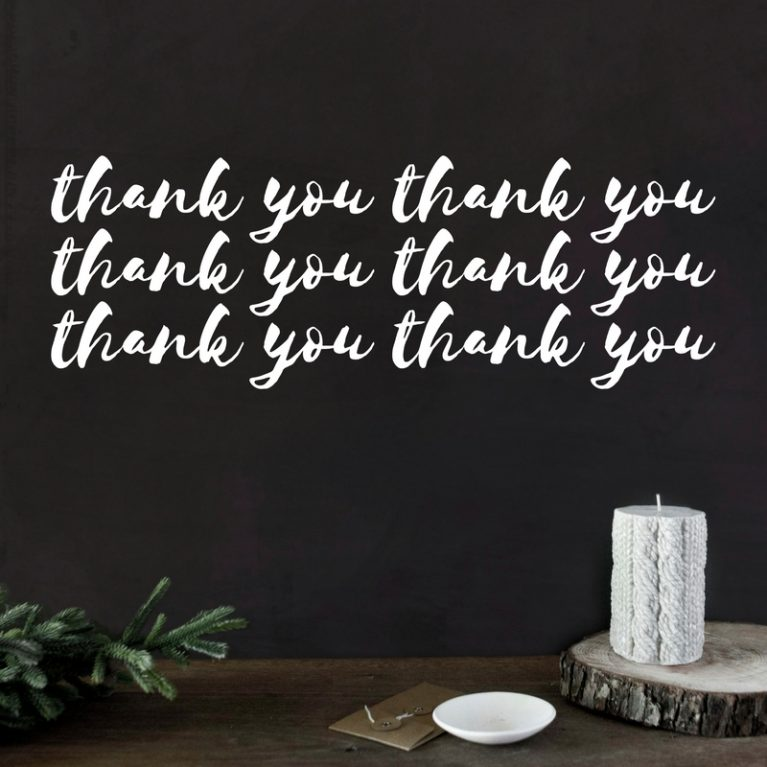 Thank you TalentYard Greetings