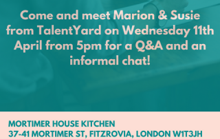 TalentYard recruitment event